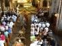Dożynki gminno – parafialne w Ruścu